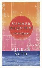 Summer Requiem: A Book of Poems, Seth, Vikram, Very Good condition, Book