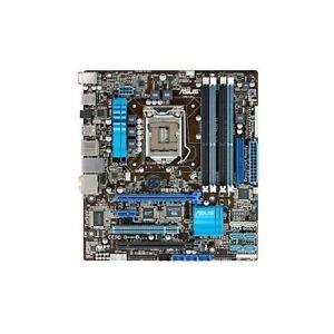 ASUS P8P67-M Rev 3.0 Intel P67 Mainboard Micro ATX Sockel 1155  #302901