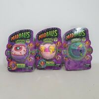 Madballs x 3 Lot Series 2 (2017)