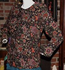 NOTATIONS Petite Jacket Women's Size PM Multi-Color Fall Autumn Colors NWT NEW