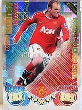 Match Attax 2016/17 Premier League - #460 Wayne Rooney 2011 - 100 Club
