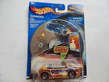 Hot Wheels Planet HotWheels.com CD Rom Geothermal Energy Car Deora II