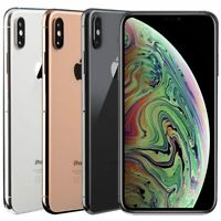 Apple iPhone XS Max 256GB - Network Unlocked *All Colours Available* - Good