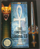 The Complete Ultima VII 7 Game PC Disc in Box CD Rom Complete