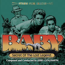 Baby Secret Of The Lost Legend - Complete - Limited 3000 - OOP - Jerry Goldsmith