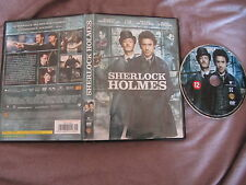 Sherlock Holmes de Guy Ritchie avec Robert Downey Jr, DVD, Action