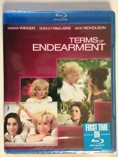 Terms of Endearment (Blu-ray , 2013) Based on Larry McMurtry Novel (NEW)