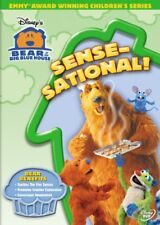 Bear in the Big Blue House: Sense-Sational! [New DVD] Dubbed, Subtitled