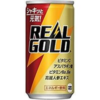 Coca Cola Japan, Real Gold, Japan, Drink, 190ml in Alu Can