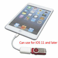 Camera Connection Kit USB Adapter Cable OTG Reader For iPad Pro Air mini 4 3 2