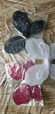 New Wings Fairy Red, White and Black Butterfly Tu Tu Dress Up Girls Costume