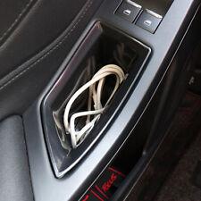 ABS Innen Aufbewahrungsbox Lagerung Vordertüren Für Ford Focus IV MK4 ab 2018