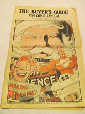 The Buyer's Guide For Comic Fandon  423 December 25 1981
