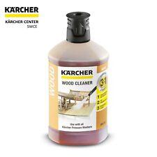 More details for karcher 3in1 plug & clean wood cleaner grease algae pressure washer detergent uk