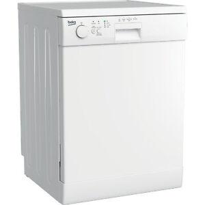 BEKO SGS 1441 PS, Spülmaschine, weiß