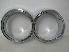 Mopar NOS 1963 Chrysler ALL 1964 300 Right Hand Headlight Bezel 2276464