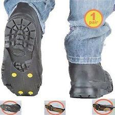 "1 Paar Schuh Spikes ""non-slip"" Schuhspikes Eiskrallen Schneeschuhe"