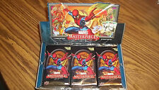 2008 Marvel Masterpieces Series 3 Box 36 Sealed Packs No Sketch