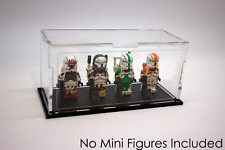 Acrylic Display Case for LEGO Mini Figures