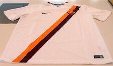Team Roma 2014-15 Soccer Away Jersey Short Sleeves Italian League Serie A M