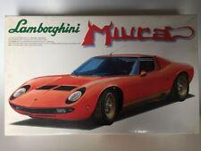1/20 Fujimi Lamborghini Miura