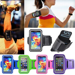 "For HTC one Sx 6.49""x3.74"" Sports Gym Armband Case Running Jogging Cover Holder"