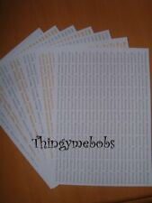 14 A5 SHEETS CHRISTMAS BACKING PAPERS - SILVER/GOLD - CARD MAKING/SCRAPBOOKING