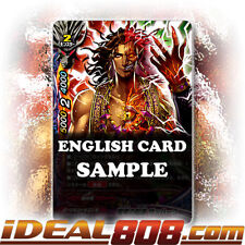 Buddyfight x 4 Source of Demonic Dragon, Zahhak [X-BT02A-CP03/0025EN R (Glossy)]