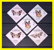Colonias Españolas-Sahara 1970-Día del sello-Mariposas/insectos/mariposas nocturnas-estampillada sin montar o nunca montada
