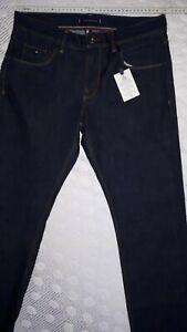 Tommy Hilfiger Herren Jeans DENTON STRAIGHT FIT/STRAIGHT LEG/LOW RISE 31/36 NEU