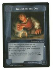 Middle-Earth CCG MECCG Rumor of the One The Lidless Eye LOTR Card MP