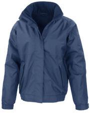 Cappotti e giacche da uomo Bomber, Harrington Blu Taglia 50