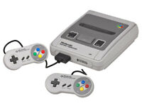 SFC SNES NINTENDO Super Famicom Game Console SHVC-001 Super Famicom Nintendo