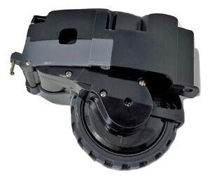 ~ Authentic Roomba e5 e6 i3 i4 i6  i7 i7+ i8 Left Drive Wheel Gray and Black