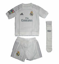Real Madrid Kinder Trikot Set Minikit Adidas Camiseta Maglia Shirt 164
