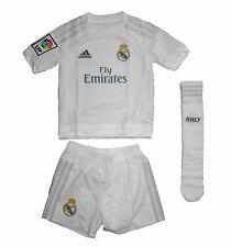 Real Madrid Kinder Trikot Set Minikit Adidas Camiseta Maglia Shirt 152