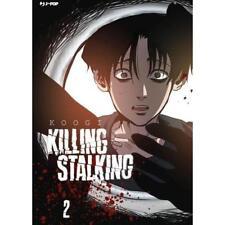 KILLING STALKING 2 - MANGA J-POP JPOP - NUOVO