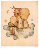 "vintage blank unused greeting cards Ars Sacra Hummel""angel looking""983"""