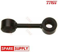 ROD/STRUT, STABILISER FOR VW TRW JTS516