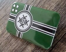 Kekistan Flag Metal Button Pin Badge -6cmx4cm 4chan Kek Dank Meme pepe the frog
