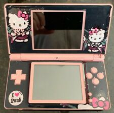Nintendo DS Lite Case and Games and Accessories Hello Kitty Sticker Protector