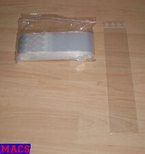 100 Tütchen Polybeutel 50 x 250 Lang Länglich Druckverschlussbeutel Zip Tüten