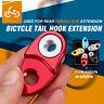 2/4PCS Bicycle Rear Derailleur Hanger Extension Frame Gear Tail Hook Extender