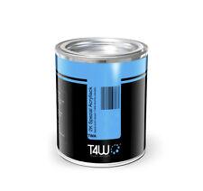 T4W RAL 9005 Autolack Tiefschwarz Basislack - 3,5 Liter spritzfertig