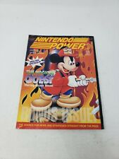 Nintendo Power Vol Issue 44 - Mickey Mouse Magical Quest - Mario Paint