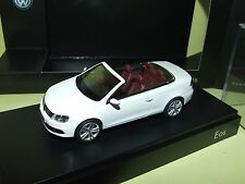 VW EOS Phase 2 Blanc KYOSHO 1:43