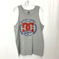 DC Shoes Muscle Tank Top Skate Mens M