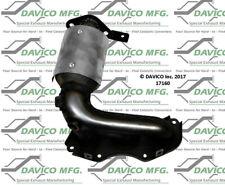 Catalytic Converter-Exact-Fit - Manifold Front Left Davico Exc CA 17160