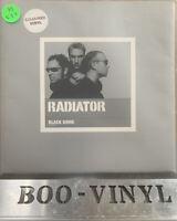 "RADIATOR Black Shine 7"" VINYL UK Chrysalis 1998 Limited Clear Vinyl (Chs5095)EX+"