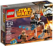 Lego Star Wars - 75089 Geonosis Troopers - New / Sealed / Retired